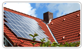 Home PV solar panels in Bournemouth