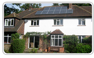 Home PV solar panels suppliers, Isle of Wight