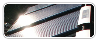 Solar Panels Hot Water installation image